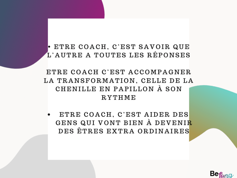 coach accompagnement personnel - coach professionnel paris